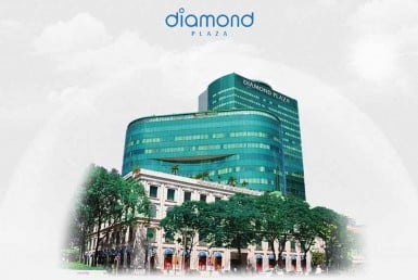 diamond plaza office for lease for rent in district 1 ho chi minh