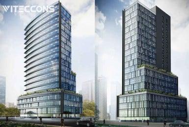 胡志明市第67區的7塔樓辦公室出租