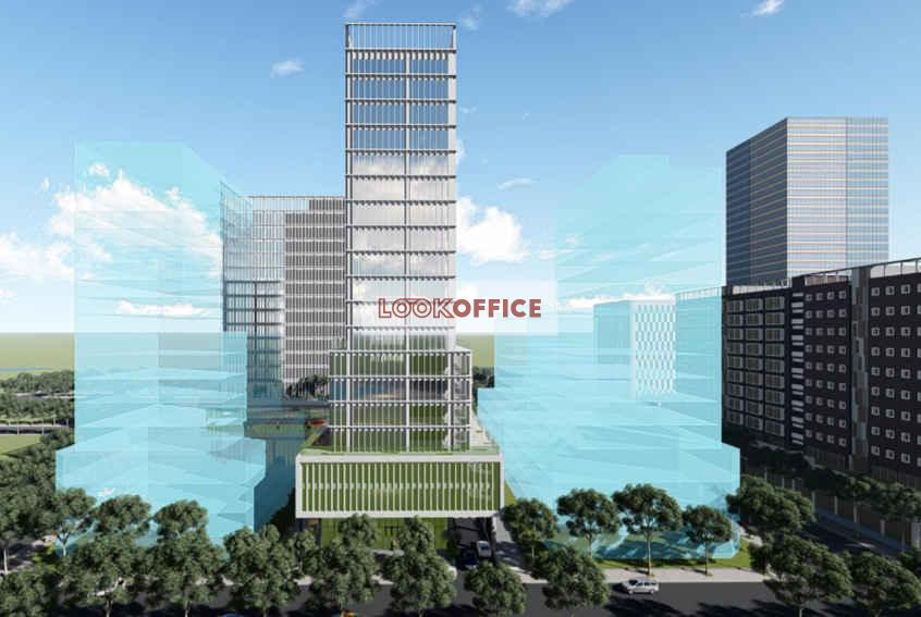the cobi tower office for lease for rent in district 7 ho chi minh