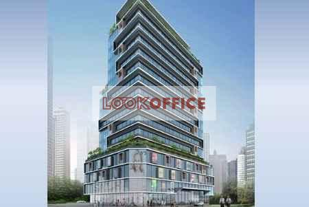 the graces office for lease for rent in district 7 ho chi minh