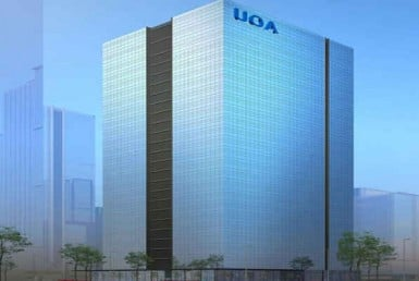 uoa tower office for lease for rent in district 7 ho chi minh