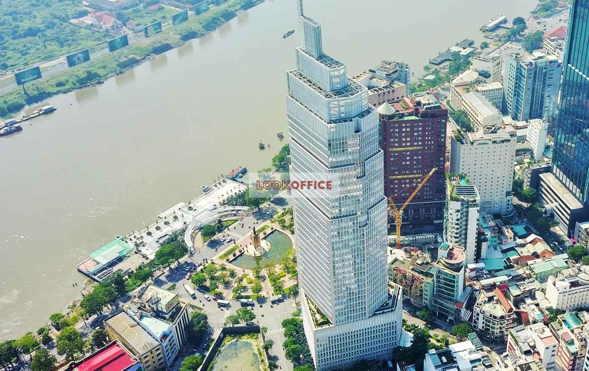 vietcombank tower office for lease for rent in district 1 ho chi minh