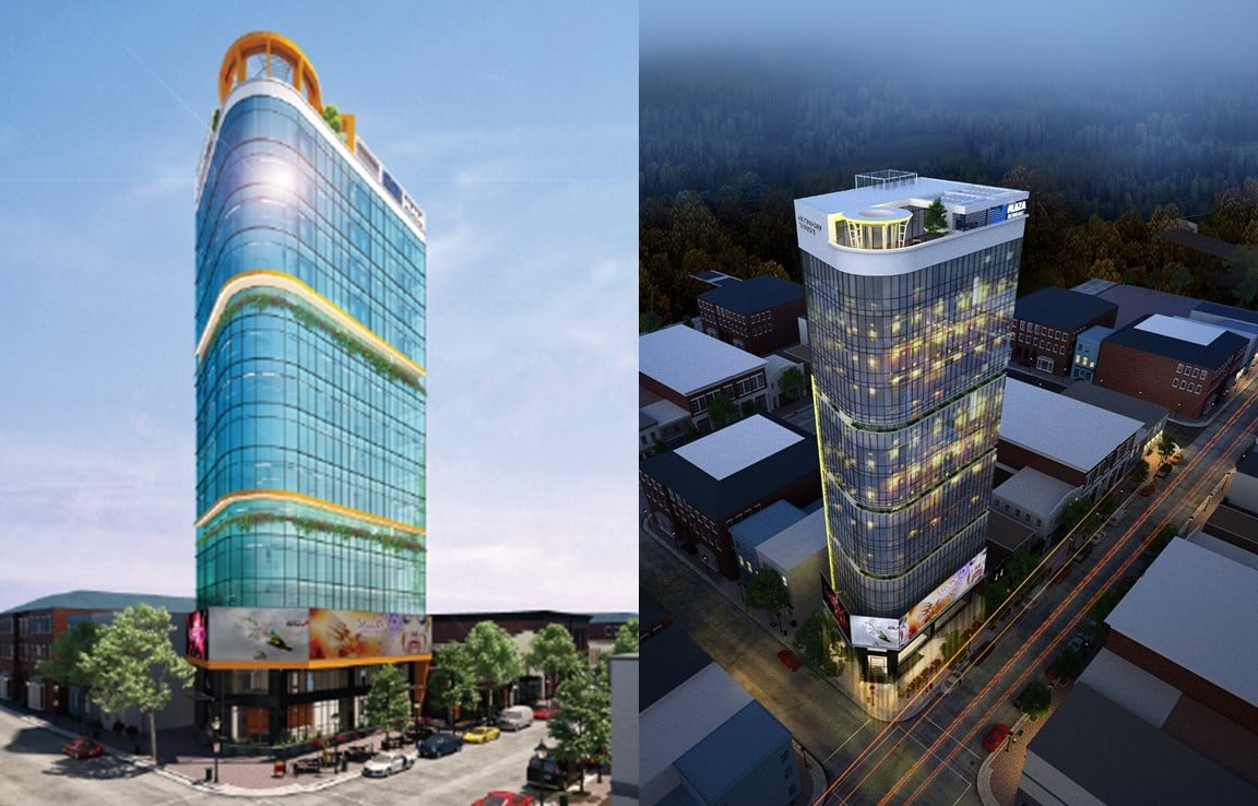 ct plaza wall street office for lease for rent in district 1 ho chi minh