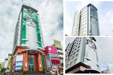 Central Park Nguyen Trai office for lease for rent in district 1 ho chi minh