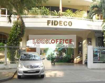 Fideco Building office for lease for rent in district 1 ho chi minh