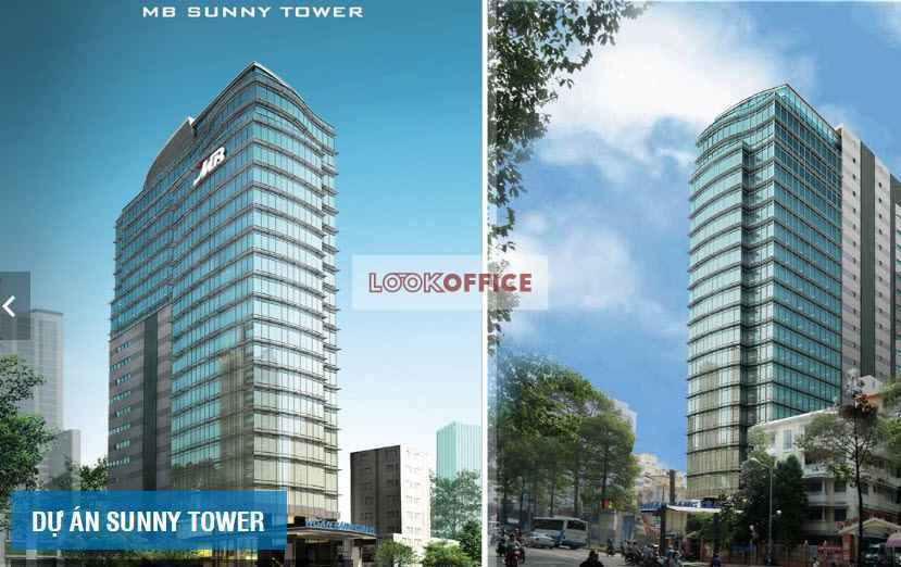 MB Sunny Tower office for lease for rent in district 1 ho chi minh