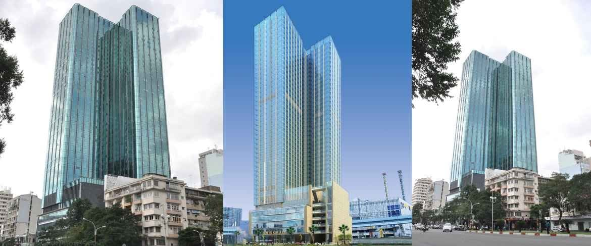saigon times square office for lease for rent in district 1 ho chi minh