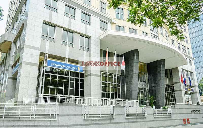 saigon tower office for lease for rent in district 1 ho chi minh