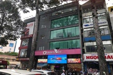 savico cau ong lanh office for lease for rent in district 1 ho chi minh