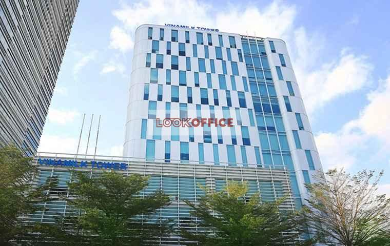 vinamilk tower office for lease for rent in district 7 ho chi minh
