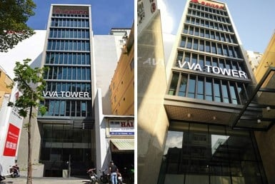VVA Tower office for lease for rent in district 1 ho chi minh