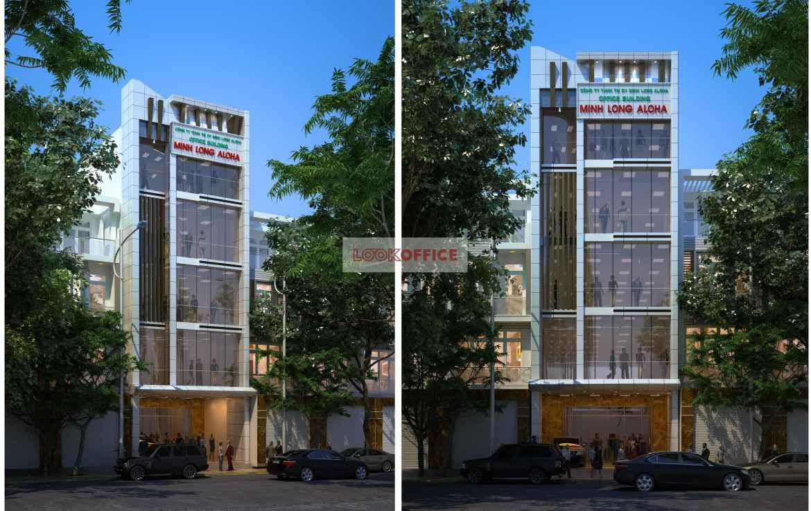 aloha hong ha office for lease for rent in tan binh ho chi minh