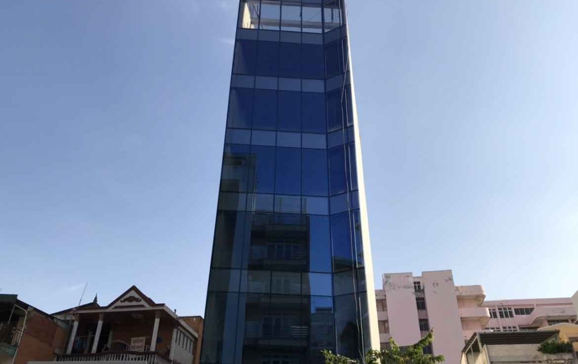bach dang building for lease for rent in tan binh ho chi minh