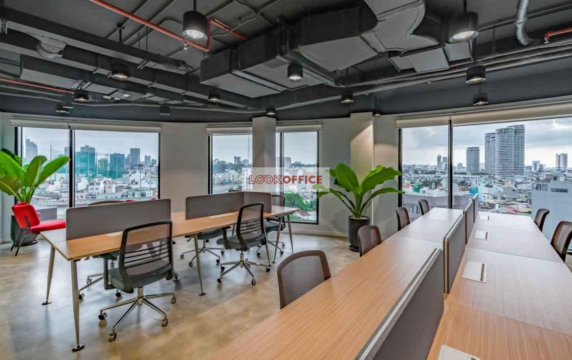 kafnu saigon pearl office for lease for rent in binh thanh ho chi minh