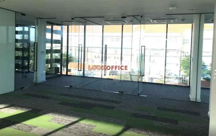 lincoln toong building office for lease for rent in district 7 ho chi minh