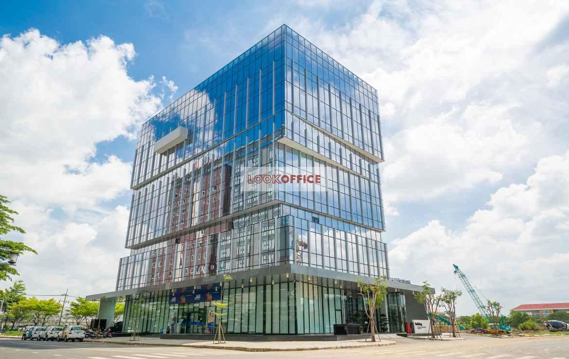 m-building office for lease for rent in district 7 ho chi minh