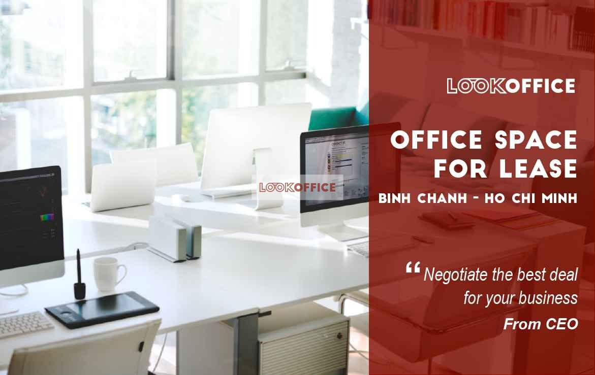 office space for lease for rent in binh chanh ho chi minh