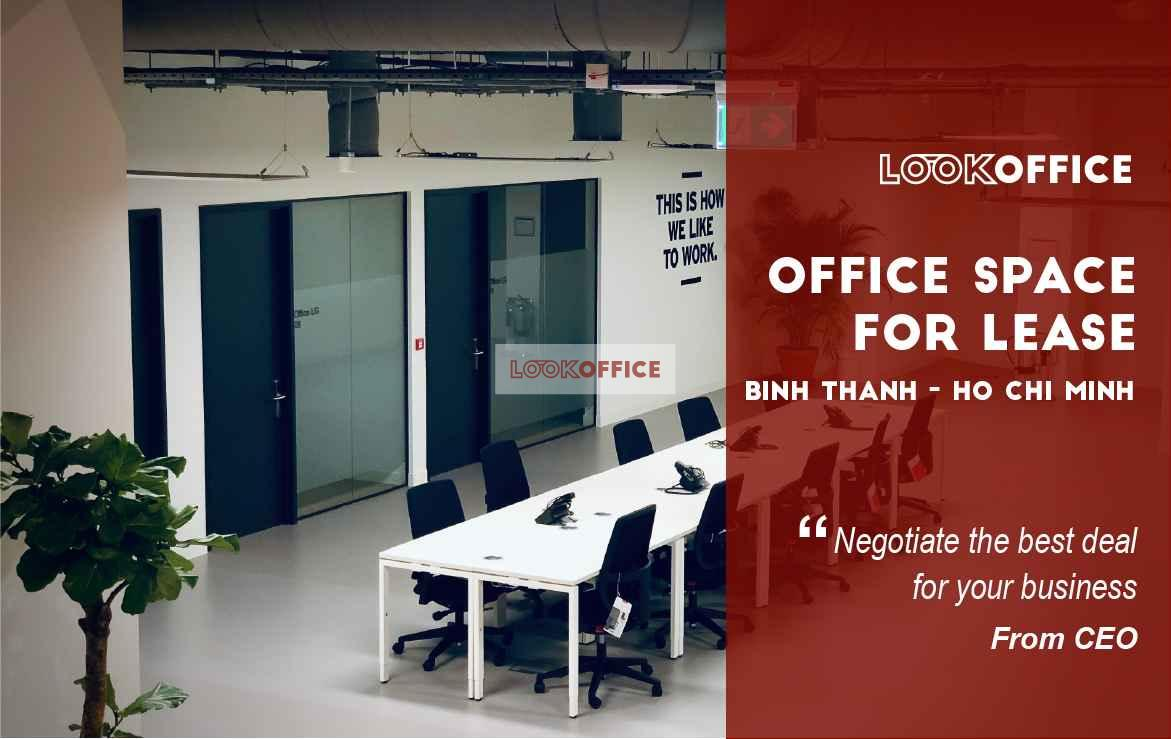 office space for lease for rent in binh thanh ho chi minh