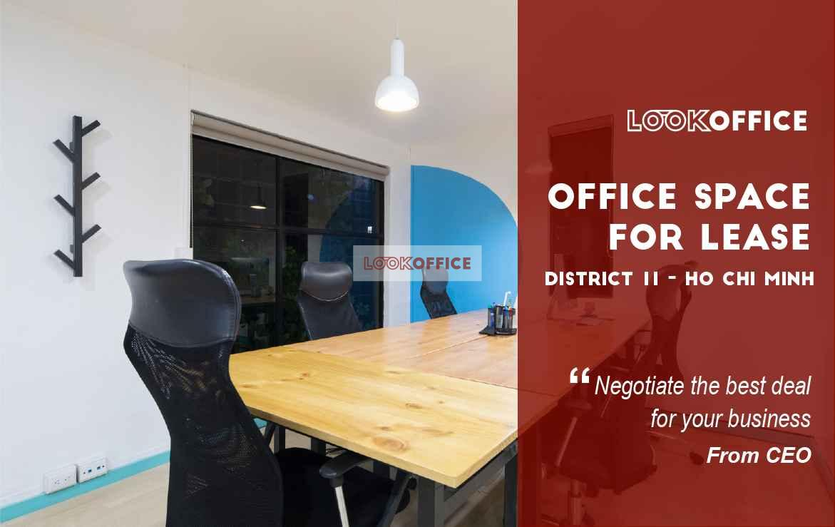 office space for lease for rent in district 11 ho chi minh