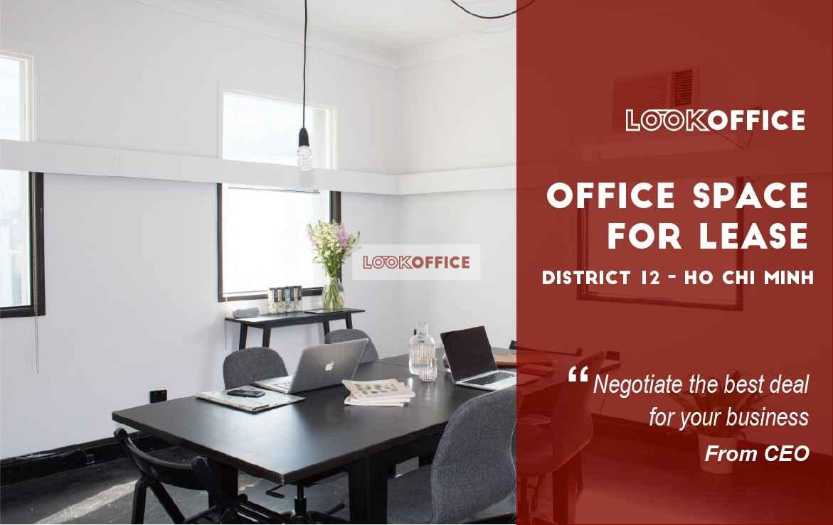 office space for lease for rent in district 12 ho chi minh