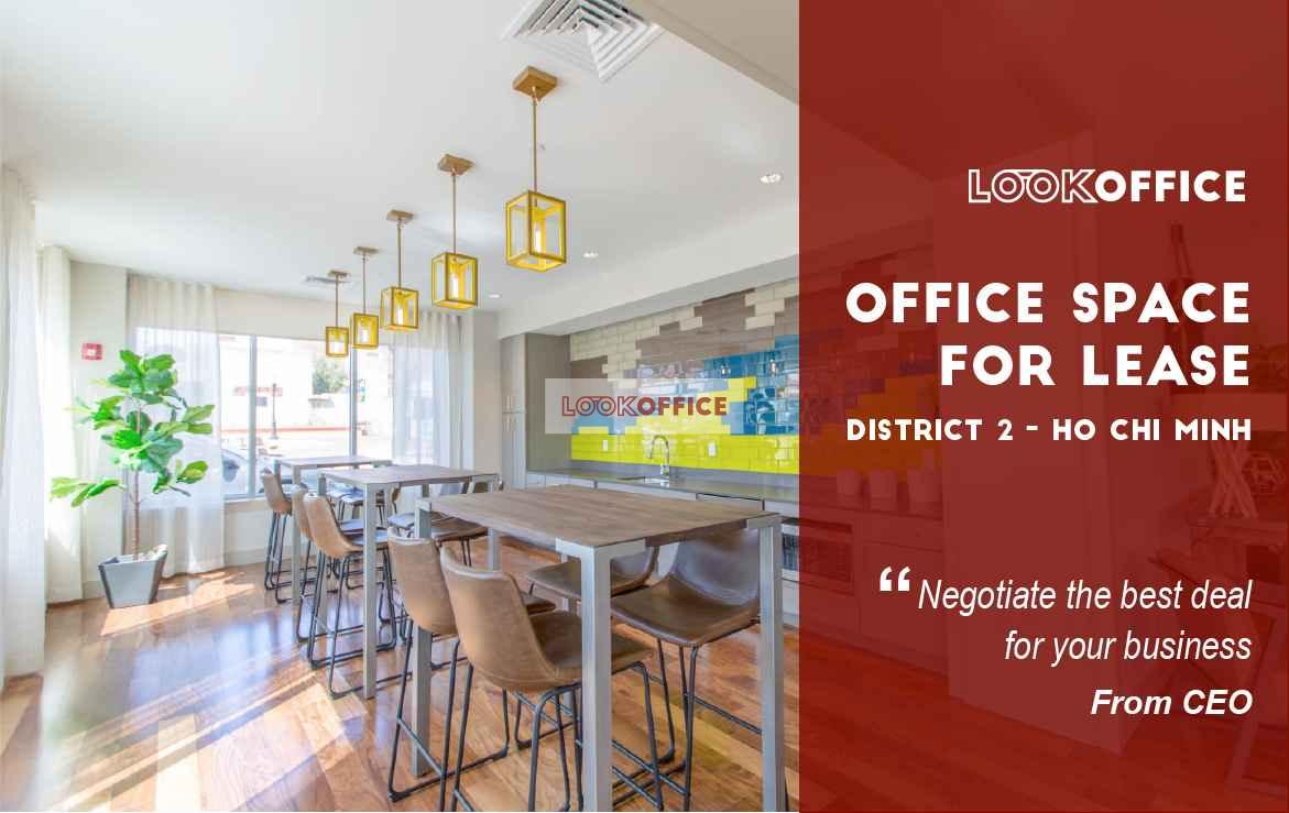 office space for lease for rent in district 2 ho chi minh
