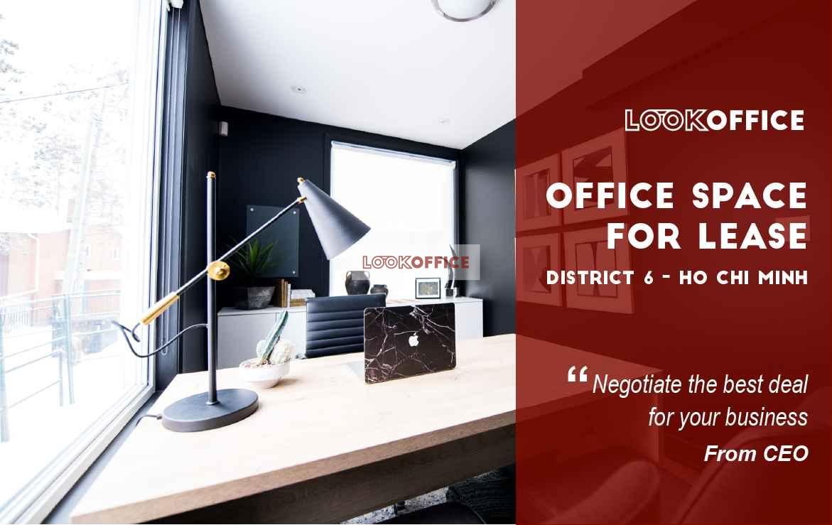 office space for lease for rent in district 6 ho chi minh