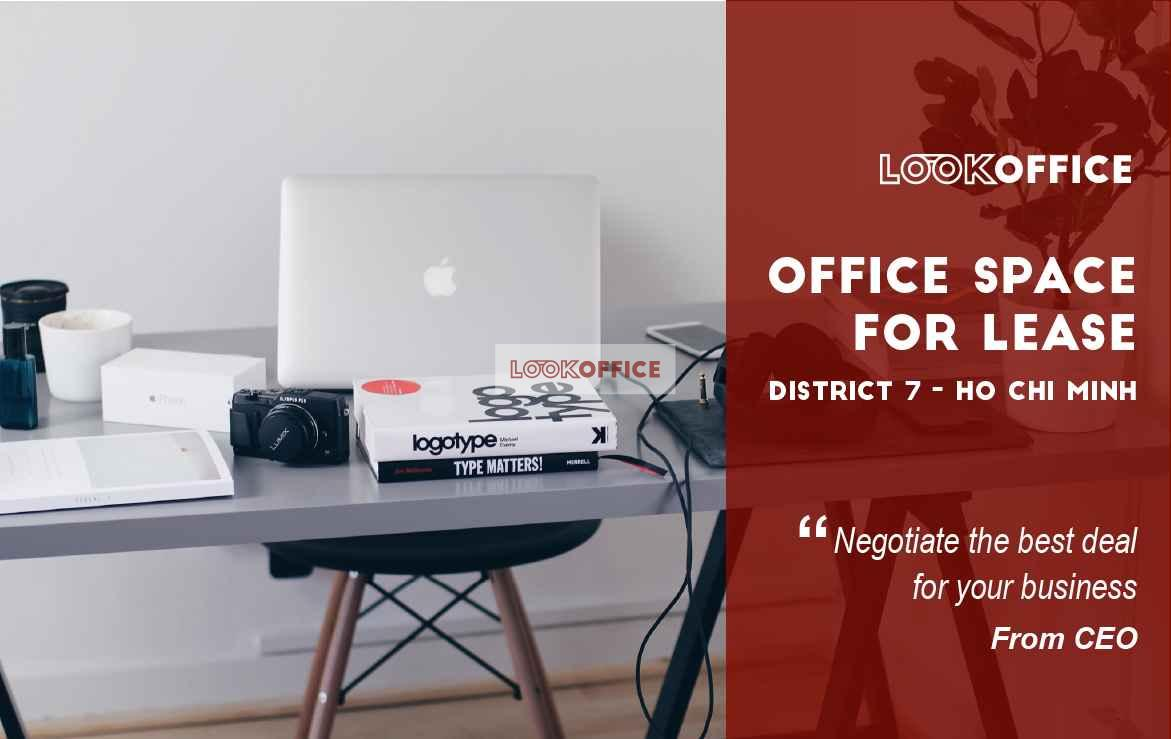 office space for lease for rent in district 7 ho chi minh