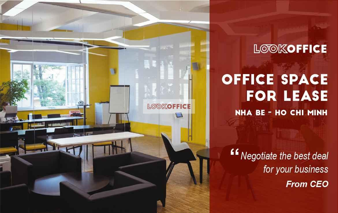 office space for lease for rent in nha be ho chi minh