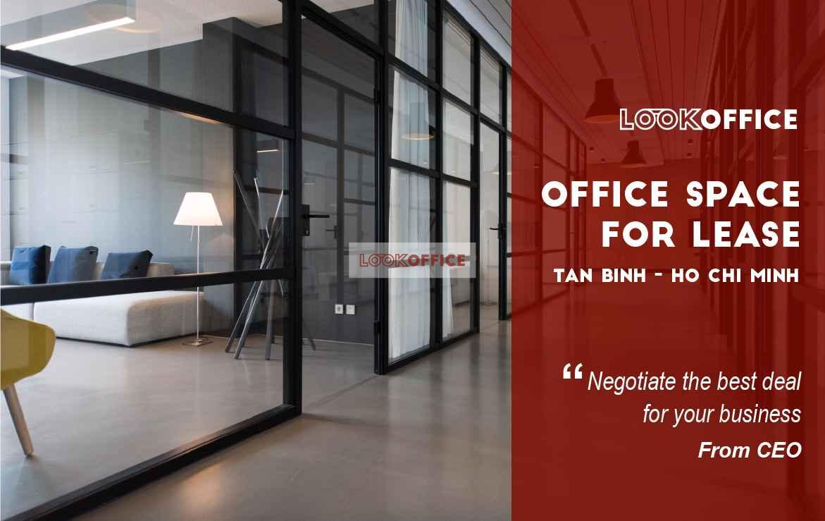office space for lease for rent in tan binh ho chi minh