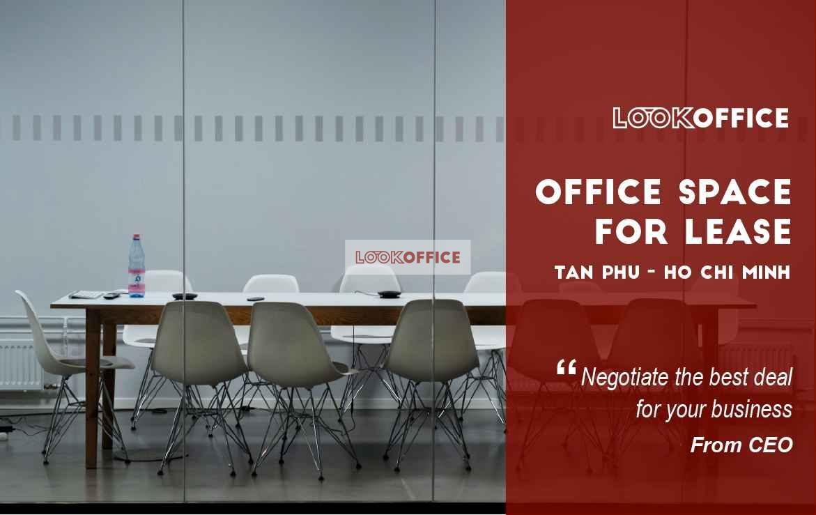office space for lease for rent in tan phu ho chi minh