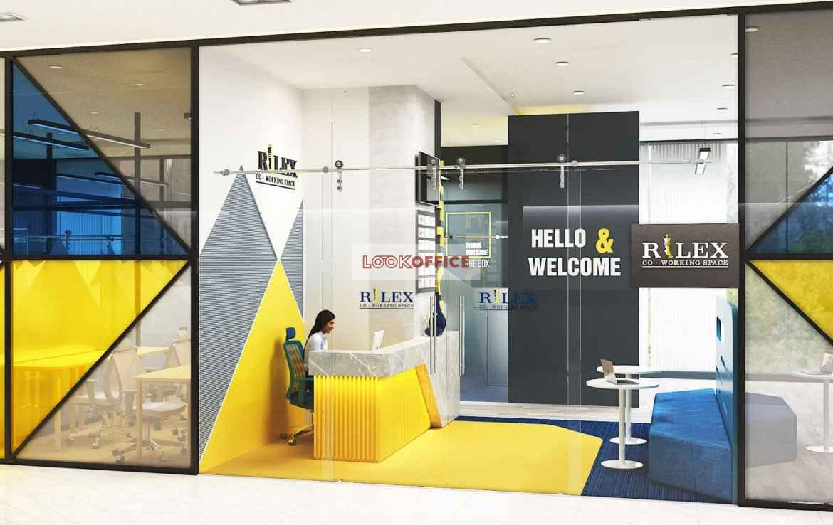 rilex golden king office for lease for rent in district 7 ho chi minh