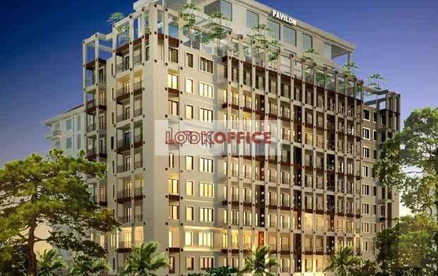 saigon pavillon office for lease for rent in district 3 ho chi minh