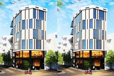 sainam building iv office for lease for rent in tan binh ho chi minh