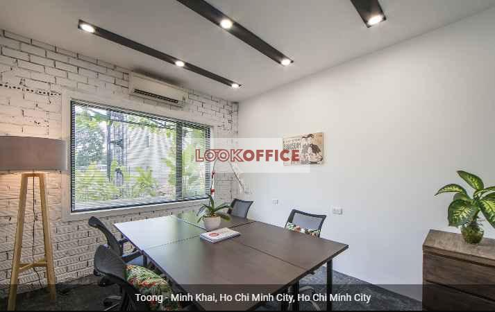 toong itaxa 126 minh khai office for lease for rent in district 1 ho chi minh