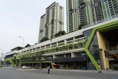 vista verde office for lease for rent in district 2 ho chi minh