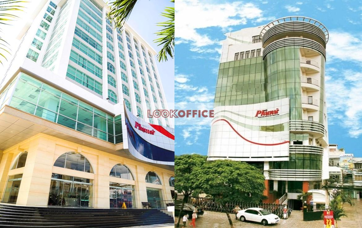 bao phu nu building office for lease for rent in district 2 ho chi minh