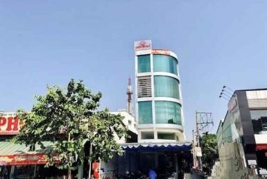 ضلعی 2 ہو چی منہ میں کرایہ کے لئے نیلے دفتر کے عمارت کا دفتر