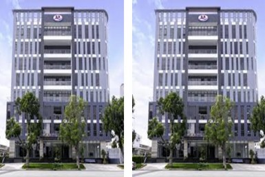 br office building office for lease for rent in district 7 ho chi minh