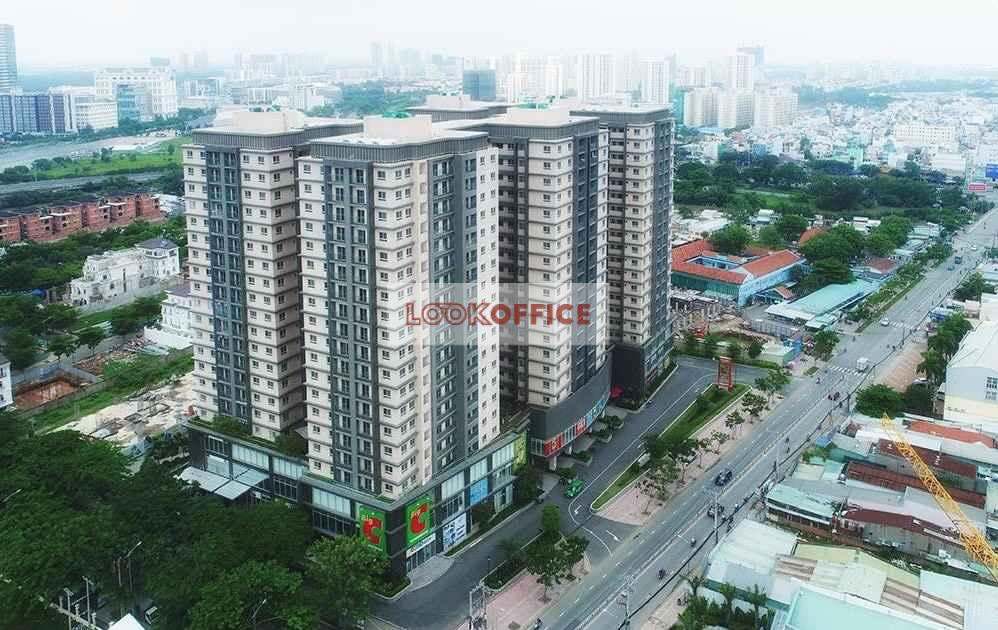 cosmo city building office for lease for rent in district 7 ho chi minh