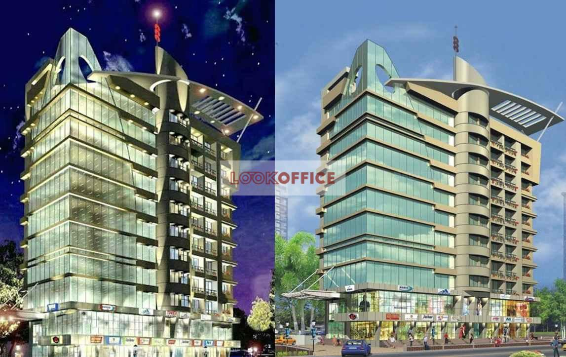 crescent plaza office for lease for rent in 7 ho chi minh