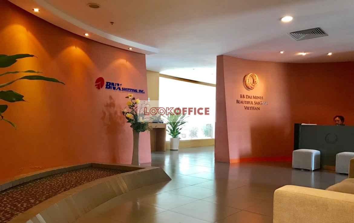dai minh convention tower office for lease for rent in district 7 ho chi minh