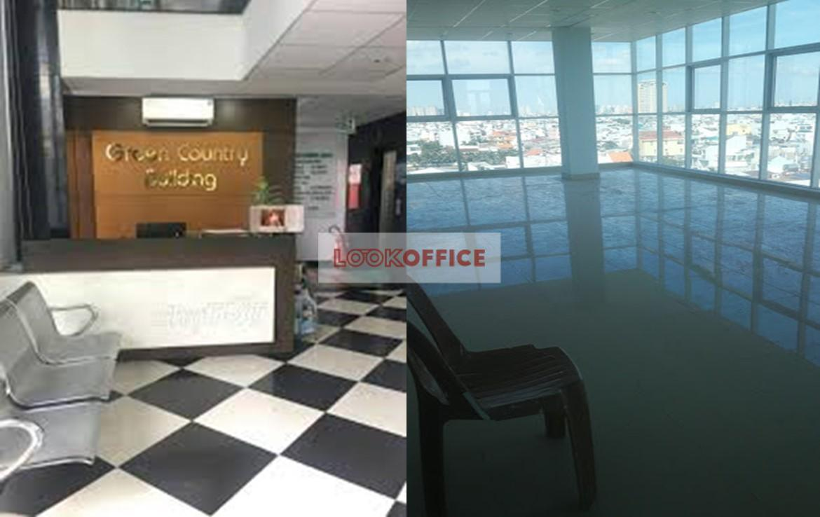 green country building office for lease for rent in district 7 ho chi minh