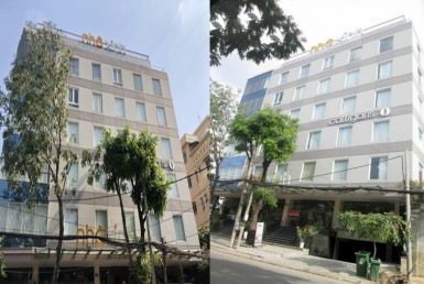 ضلع 2 ہو چی منہ میں کرایہ پر لینے کے لئے این ایچ اے ژنہ عمارت کا دفتر