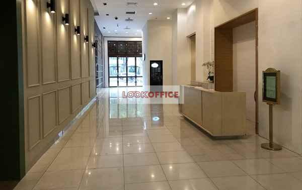 saigon paragon building office for lease for rent in district 7 ho chi minh