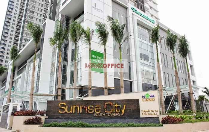 sunrise city building office for lease for rent in district 7 ho chi minh