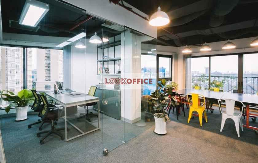the galleria hub office for lease for rent in binh thanh ho chi minh