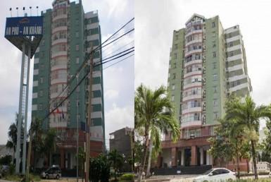 ضلع 2 ہو چی منہ میں کرایہ کے لئے ایک خانہ عمارت کا دفتر