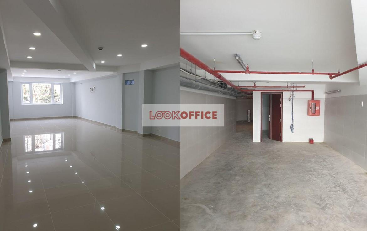 hoang gia building office for lease for rent in binh thanh ho chi minh