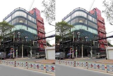nguyen van huong building office for lease for rent in district 2 ho chi minh