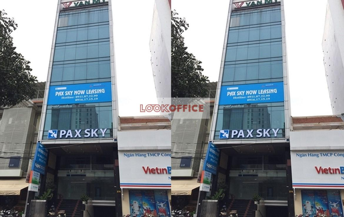 pax sky 278 nguyen dinh chieu office for lease for rent in district 3 ho chi minh
